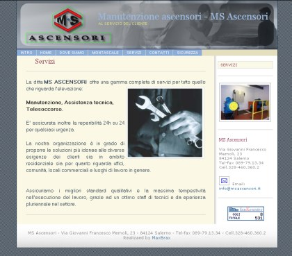www.msascensori.it